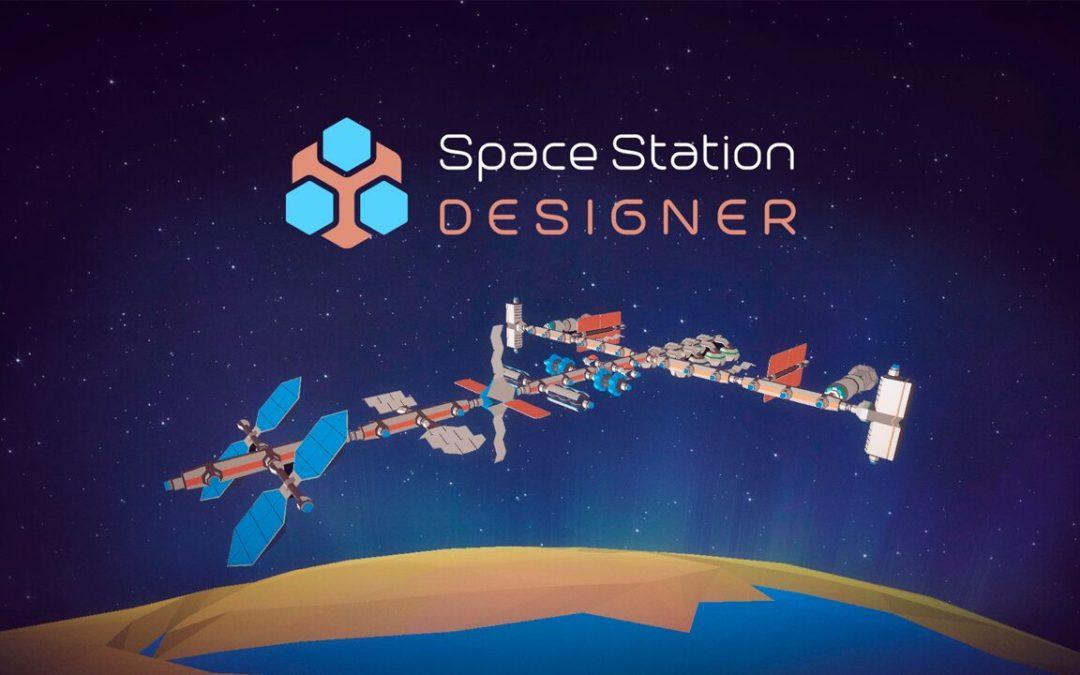 Space Station Designer