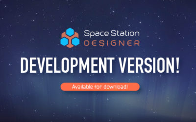 The development version of Space Station Designer is now available for download!