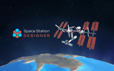 A sneak peek into Space Station Designer version 0.3.0